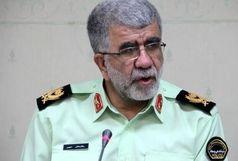 نیروی انتظامی با برهم زنندگان نظم و امنیت برخورد جدی می کند