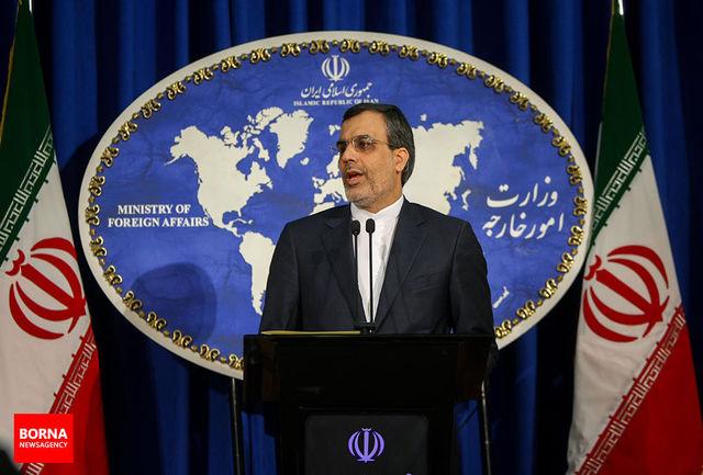 ایران در کنار دولت و ملت ترکیه میایستد