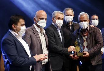 آیین اختتامیه جشنواره دهه هنر فارس