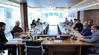 دوازدهمین جلسه هیئت رئیسه برگزار شد