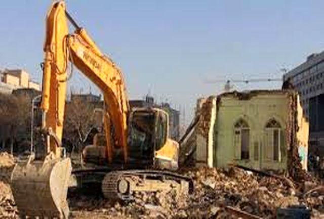 دستورویژه دادستان درمورد تخریب مسجدهفت درب