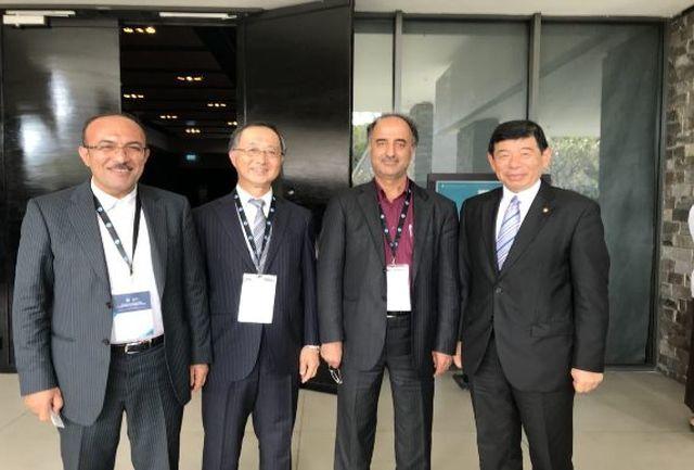 تأکید ایران و ژاپن بر توسعه همکاریهای گمرکی
