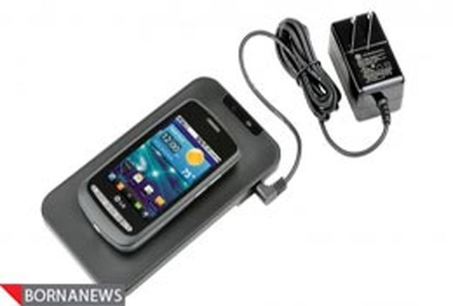 LG شارژر بدون سیم ساخت+گزارش تصویری