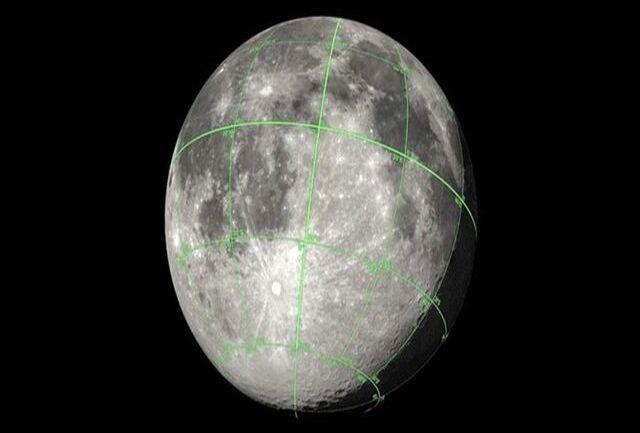 انتشار نقشه 3 بعدی ماه توسط ناسا