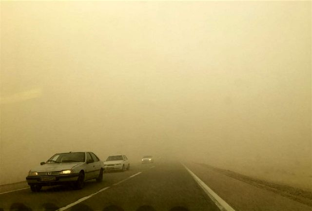 سرعت باد در زابل به ۹۷ کیلومتر بر ساعت رسید