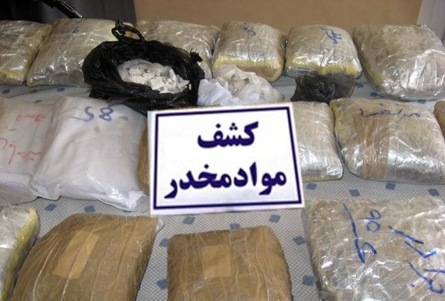دستگیری قاچاقچی سابقه دار در نهبندان