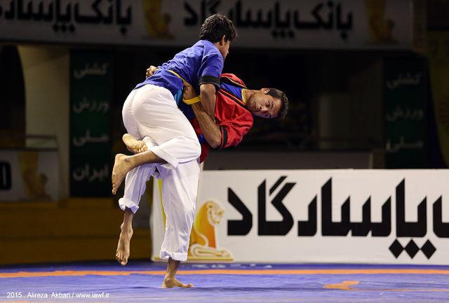 ایران الف قهرمان شد