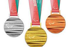 مدالهای پارالمپیک زمستانی رونمایی شدند