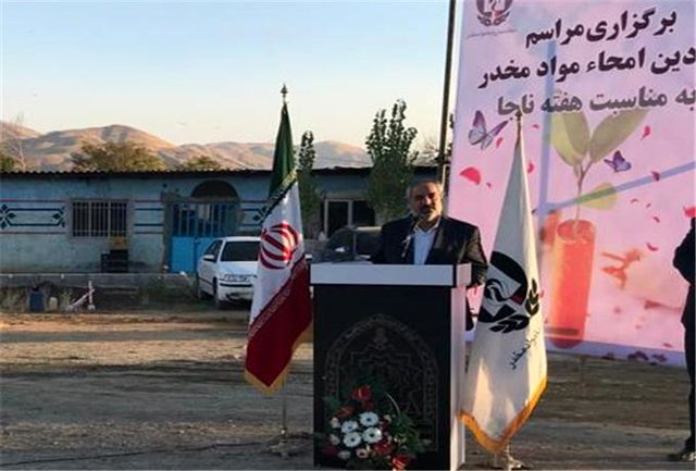 کشف ۹۰۰ کیلوگرم مواد مخدر از ابتدای سال تاکنون در کردستان