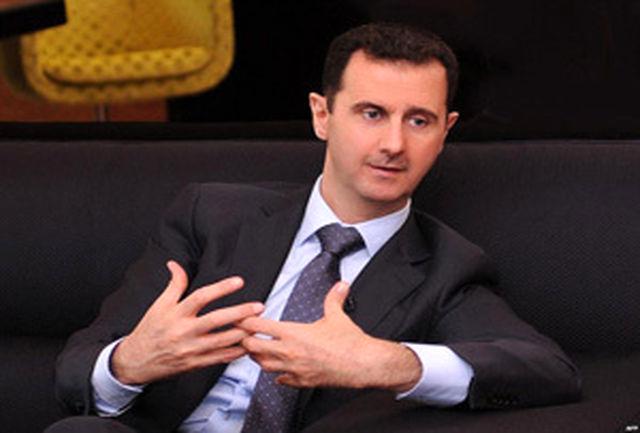"""هدیه ویژه روسها برای فرزندان """"بشار اسد"""""""