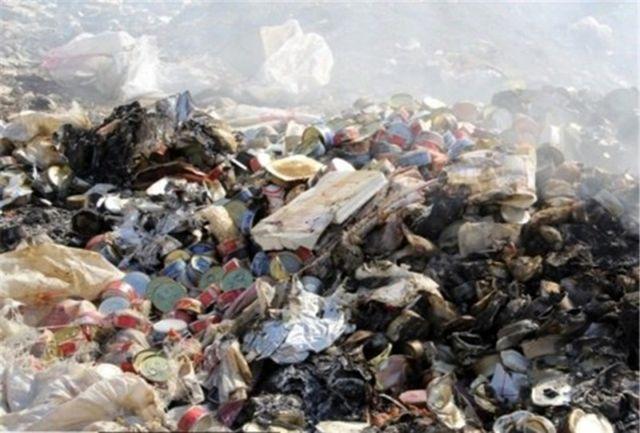 معدوم سازی 1.8 تن مواد خوراکی غیراستاندارد در 10 ماهه سال جاری قشم