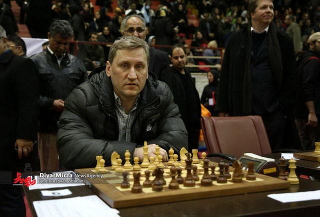2 شطرنجباز ایرانی صدرنشین مسابقات بین المللی جام خزر شدند