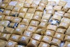 کشف یک تن و ۷۸۰ کیلوگرم مواد مخدر در عملیات مشترک پلیس