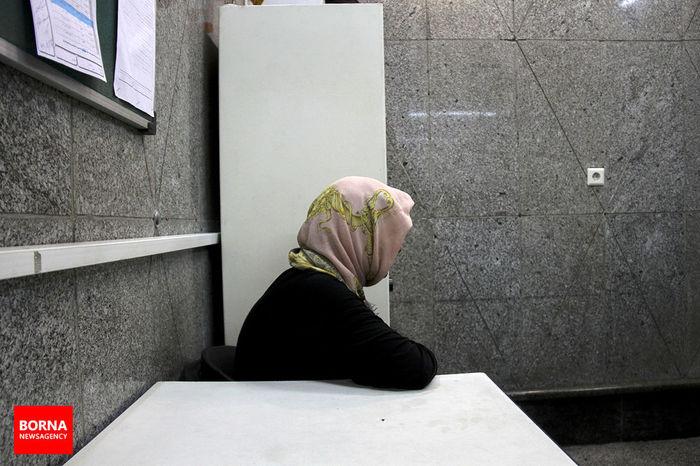 جیب برهایی که مترو را به هم ریخته بودند دستگیر شدند+عکس
