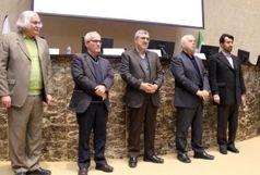 مراسم تکریم و معارفه رئیس پارک علم و فناوری فارس برگزار شد