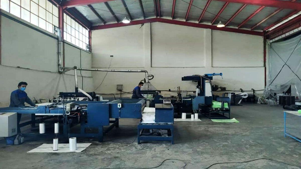 یک واحد صنعتی در سنندج افتتاح شد