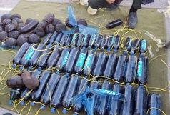 کشف بیش از ۹۷ کیلو تریاک در دنا