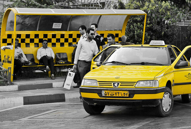 افزایش ۳۰ درصدی نرخ کرایه تاکسی در قزوین