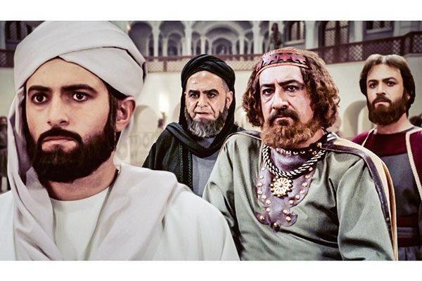 پخش سریالی با بازی زنده یاد محمدعلی کشاورز  / پخش سریال خورشید شب