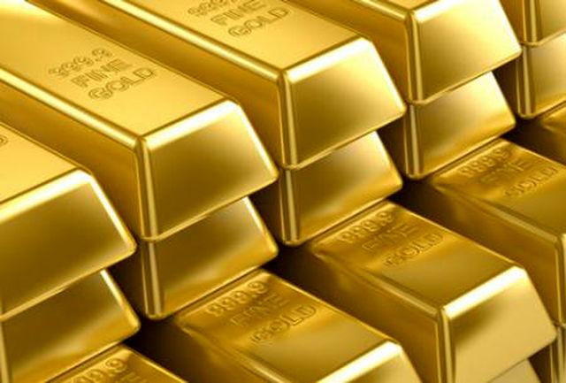 قیمت طلا در بازار های جهانی 4 دلار و 20 سنت ارزان شد