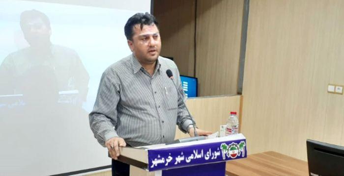 شهردار خرمشهر با ۴ رای انتخاب شد