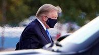 ترامپ مشکل تنفسی پیدا کرده است