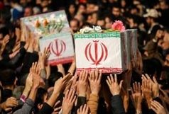پیکرهای مطهر ۲۵ شهید گمنام در هرمزگان تشییع و خاکسپاری می شود