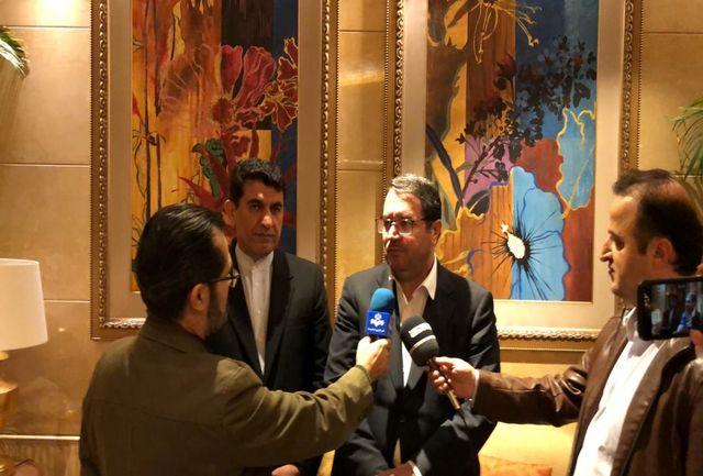 تمرکز وزارت صمت بر گسترش روابط غیرنفتی با کشورهای دوست است