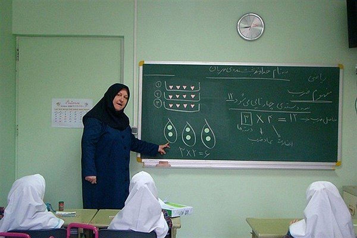 تعیین میزان اعمال فوقالعاده ویژه معلمان