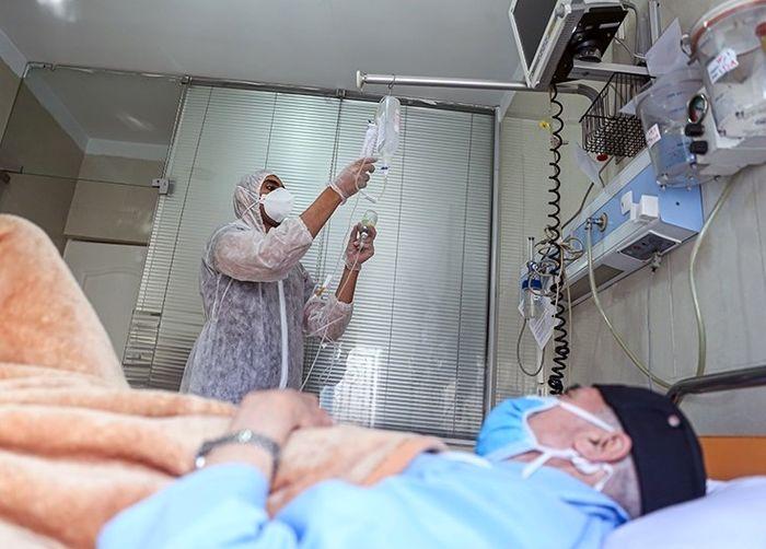 مرگ با کرونا در کشور با ۲۳۵ نفر باز هم رکورد زد/مجموع قربانیان از ۱۶ هزار نفر، فراتر رفت