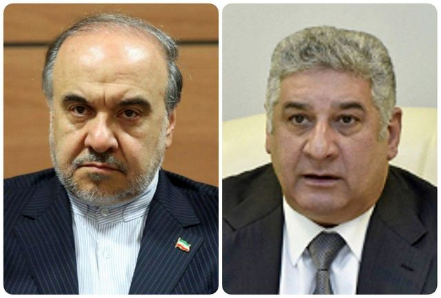 تسلیت دکتر سلطانیفر در پی درگذشت وزیر جوانان و ورزش جمهوری آذربایجان