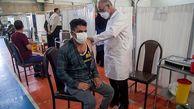 قزوین در واکسیناسیون باز هم رکورد زد