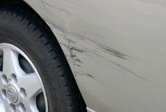 سه سوته خط و خش خودرو خود را از بین ببرید