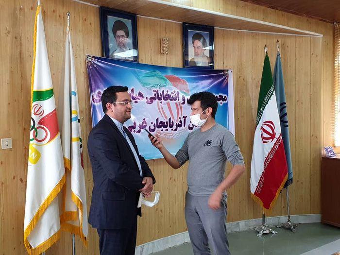 حضور تیم فوتبال بانوان همیاری آذربایجانغربی در لیگ برتر حرفهایتر میشود