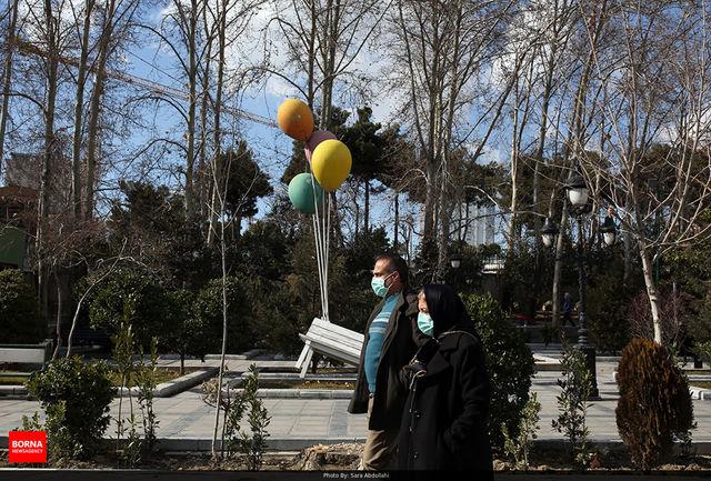 هوای بهاری اصفهان، سالم است