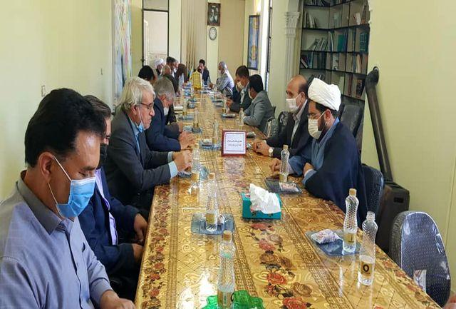 برگزاری نشست هماهنگی شورای مرکزی جمعیت گام  دوم انقلاب استان ایلام