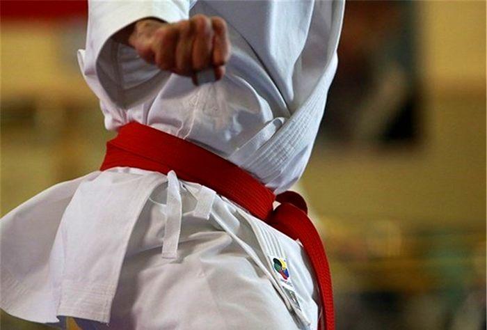 تیم ملی کاراته وارد تهران شد