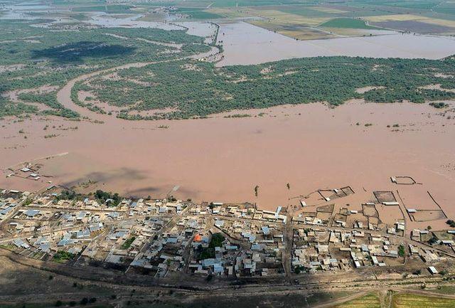 برای مقابله با سیلاب راهی جز مدیریت رها سازی آب نیست/رودخانه های خوزستان بیش از 50 سال لایروبی نشده اند