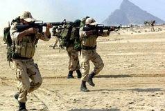 درگیری مسلحانه سنگین ناجا با اشرار
