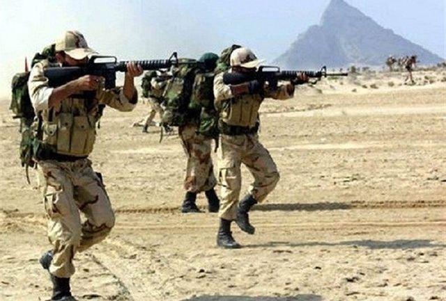 درگیری مسلحانه شدید و یک ساعته ناجا در شرق کشور