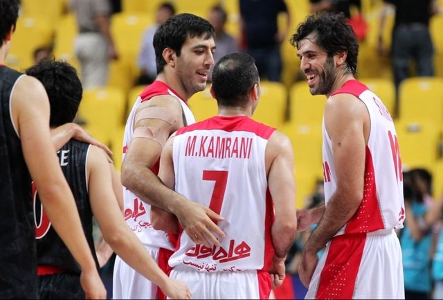 پیروزی نزدیک بسکتبالیست های ایران مقابل نیوزلند