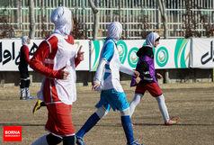 دعوت چهار فوتبالیست اصفهانی به دور دوم رقابتهای قهرمانی زیر 19 سال دختران آسیا