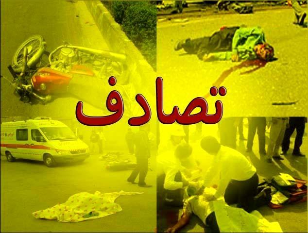 فاجعه هولناک در خیابان ولیعصر+فیلم