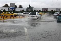 بارش باران در برخی نقاط کشور/ افزایش دما در شمال ایران