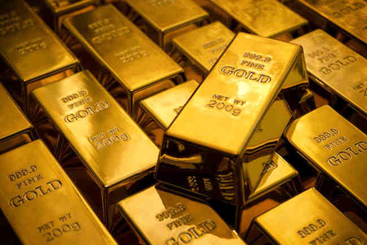 قیمت جهانی طلا امروز ۳۰ تیر / اونس طلا به 1808 دلار و 83 سنت رسید