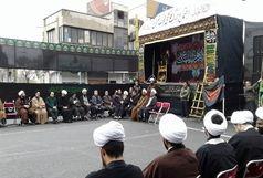 اجتماع بزرگ فاطمی جنوب تهران با همکاری بیش از 100 مسجد و هیئت
