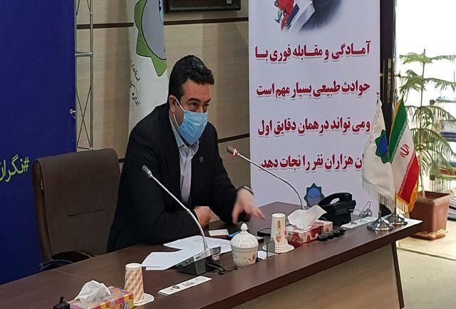 بستر تزریق واکسن در قزوین را مهیا می کنیم/ بیماری روند نزولی دارد