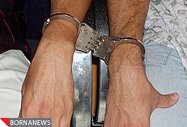 سارقان گردنبند قاپ در جنوب تهران دستگیر شدند