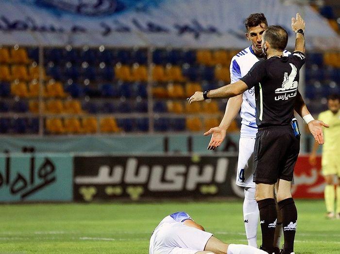 اسامی داوران هفته 16 لیگ دسته اول فوتبال اعلام شد