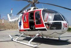 انتقال مصدومین پراید با هلیکوپتر به بیمارستان الزهرا (س) /همیشه پای پراید درمیان است!